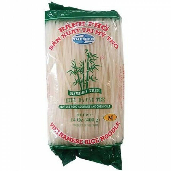 BamboO Rice Vermicelli 5mm