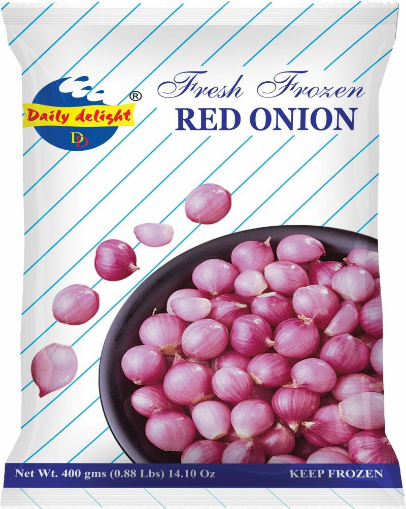 Delight Red Onion 400g