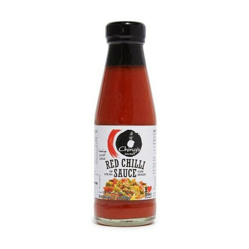 Chings red chillii sauce