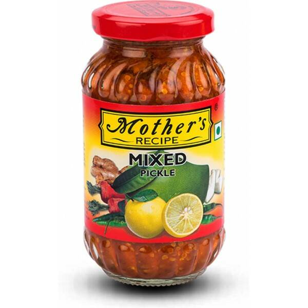 Mother's mixed pickles 500g