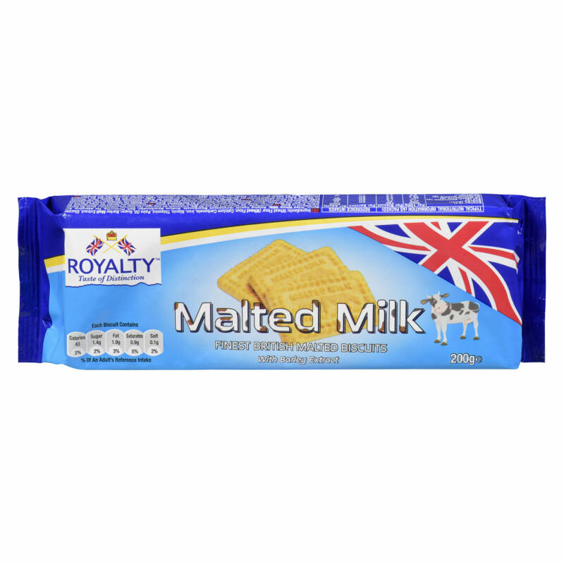 Royalty Malted 200g