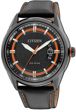 Citizen AW1184-13E Leather