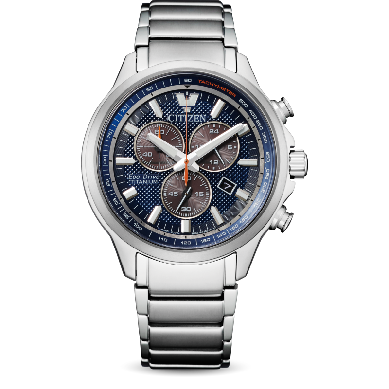 AT2470-85L Categories: Eco-Drive, Men`s, Super Titanium Caliber H500