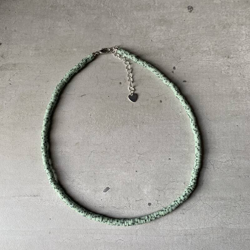 Surfketting 4mm groen patroon