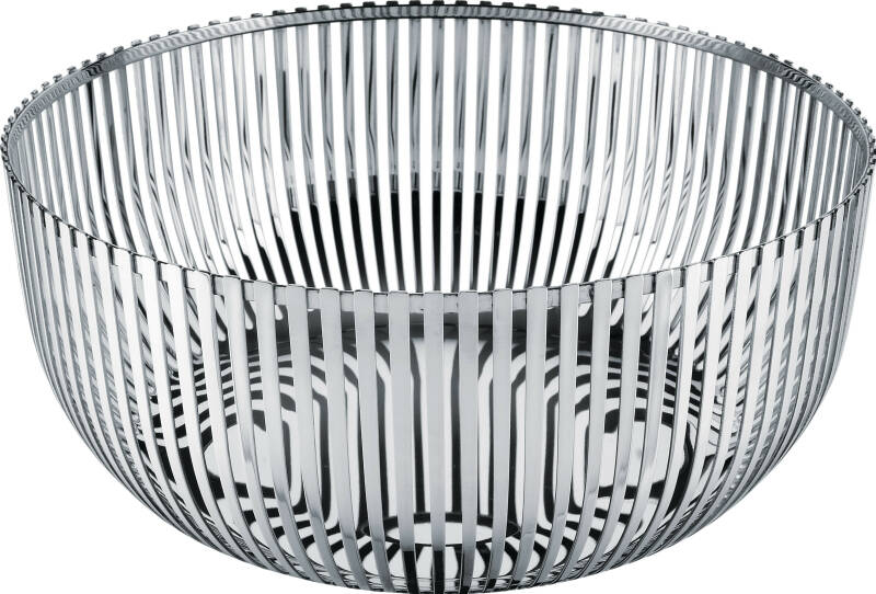 Alessi PCH05 basket stainless steel dia 24cm