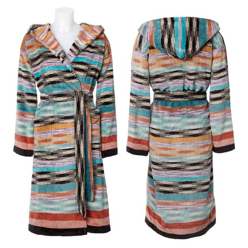 Missoni bathrobe Ywan, colour 159 size small