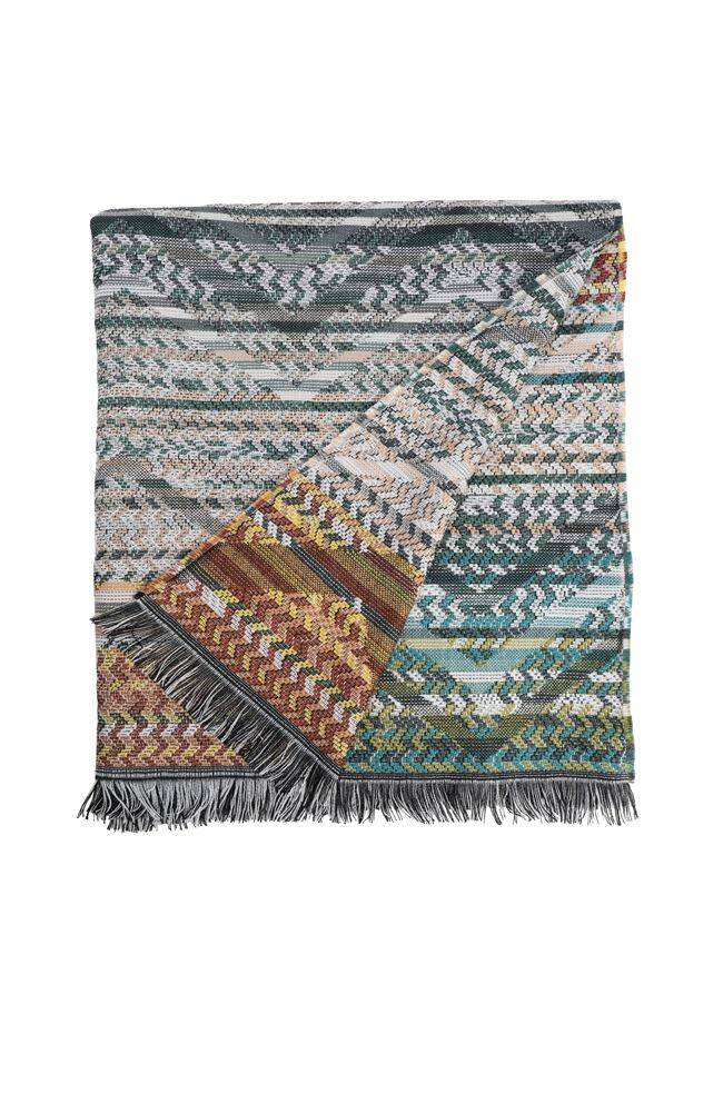 Missoni throw Yannoulis, colour 164 145x200