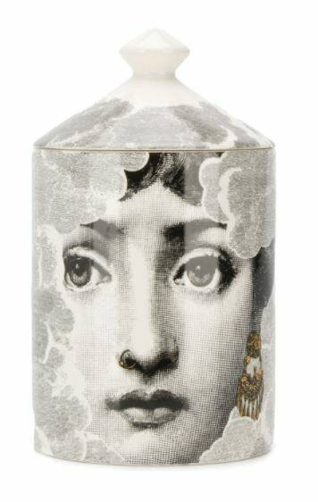 Fornasetti Scented Candle Nuvola Golden - 300g