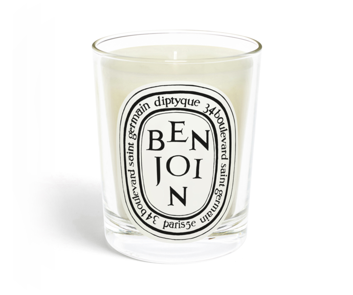 Diptyque - Scented Candle 190gr - Benjoin