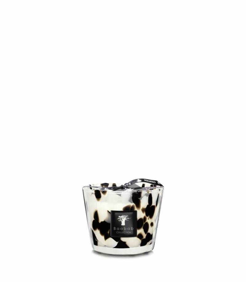 Baobab Scented Candle Black pearls MAX10