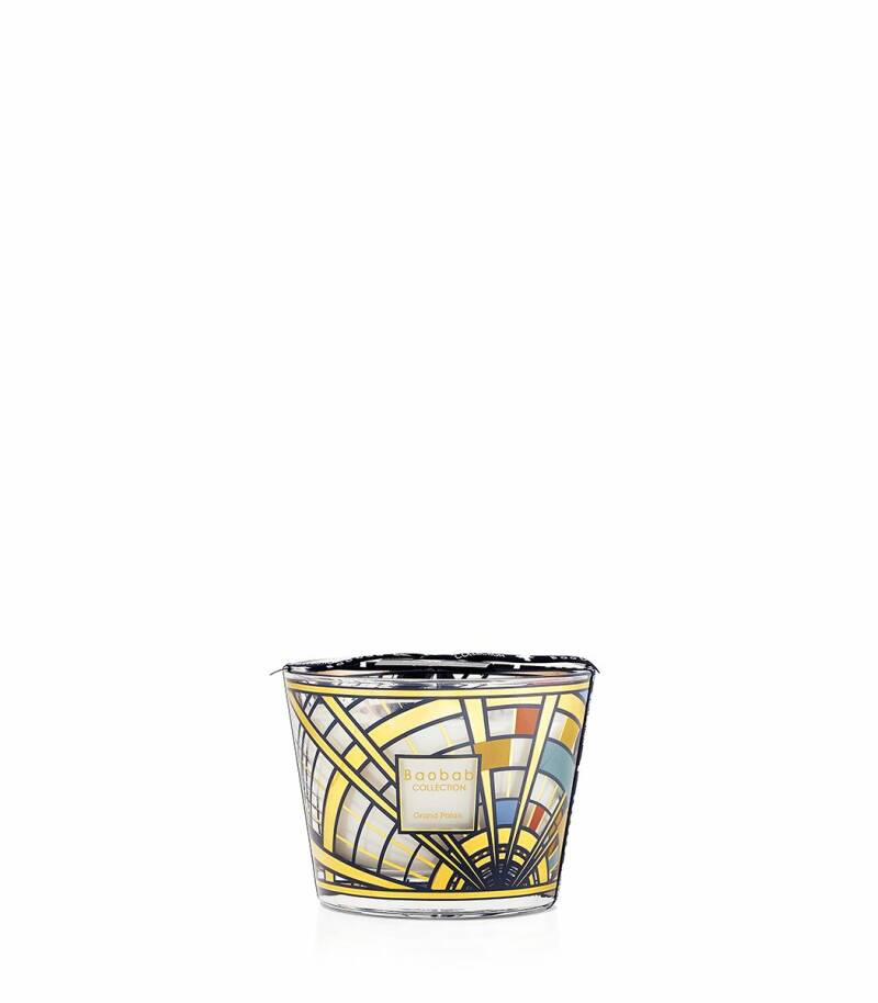 Baobab Scented Candle Grand Palais MAX10