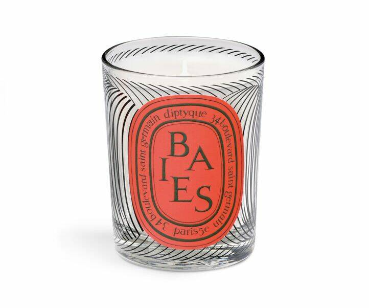 Diptyque - Scented Candle 190gr - Baies LE