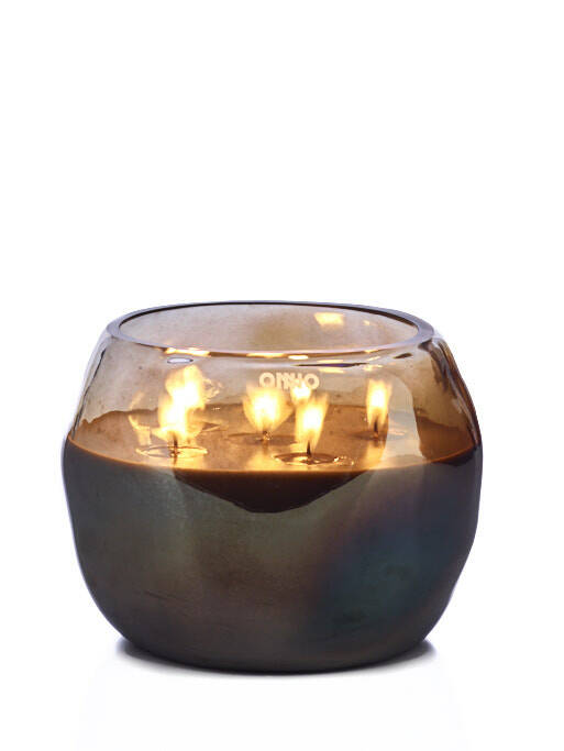 Onno Scented Candle Cape Champagne, Sage, medium Ø19x14