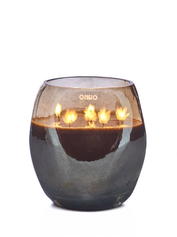 Onno Scented Candle Cape Champage, Sage, large Ø18xH20