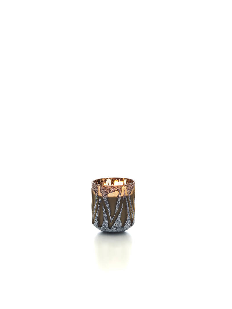 Onno Scented Candle Nature brown, Safari, small Ø11.5xH13