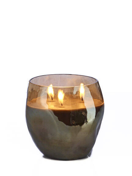 Onno Scented Candle Cape Champagne, Sage small Ø13xH13