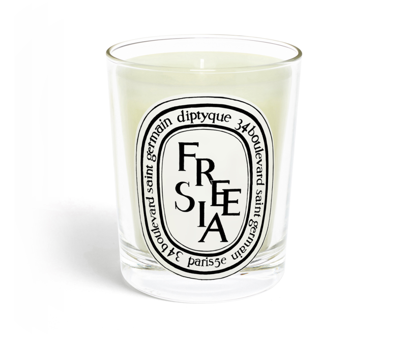 Diptyque - Scented Candle 190gr - Freesia