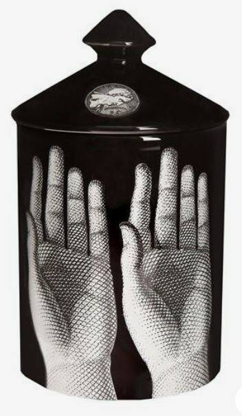 Fornasetti Scented Candle Mani - 300g