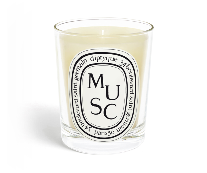 Diptyque - Scented Candle 190gr - Musc / Musk