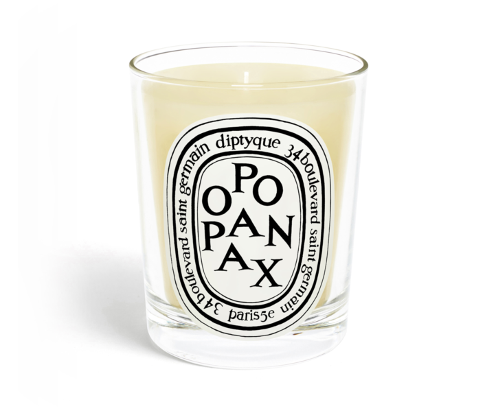 Diptyque - Scented Candle 190gr - Opopanax