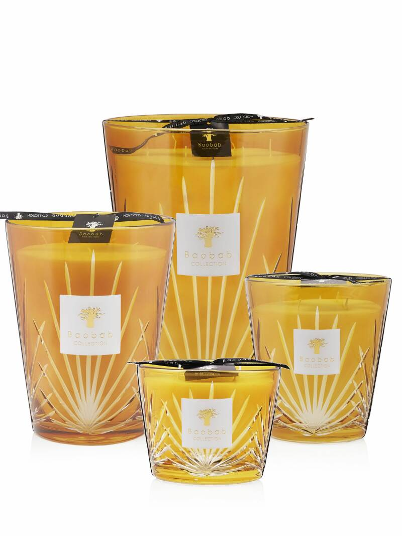 NEW Baobab Scented Candle Palma