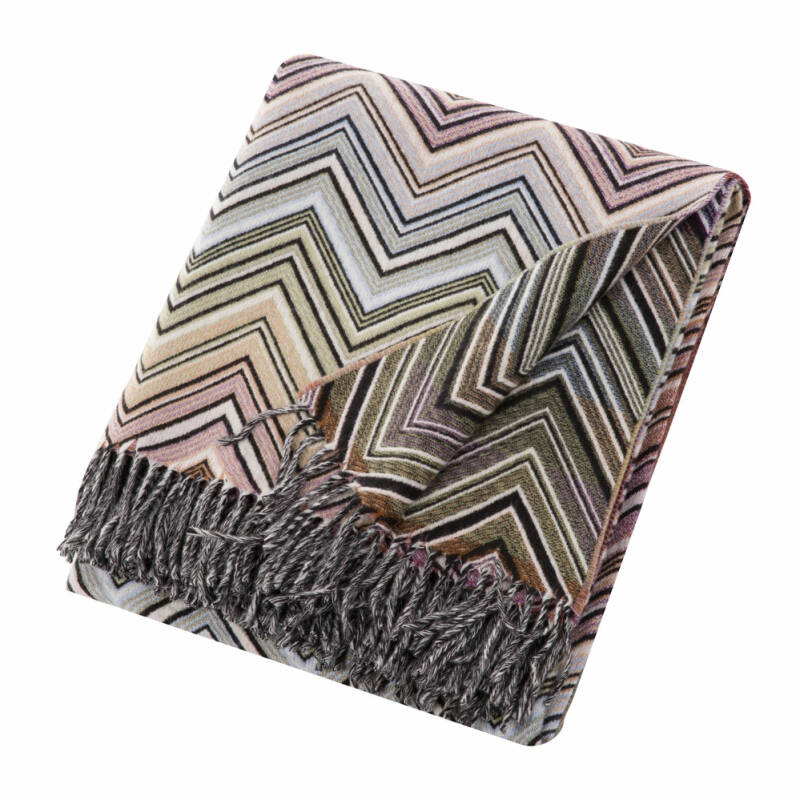 Missoni throw Perseo, colour 160 130x190