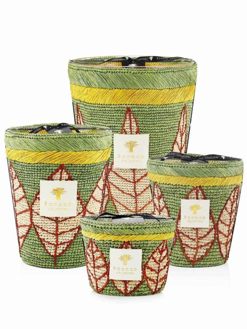 NEW Baobab Scented Candle Ravina