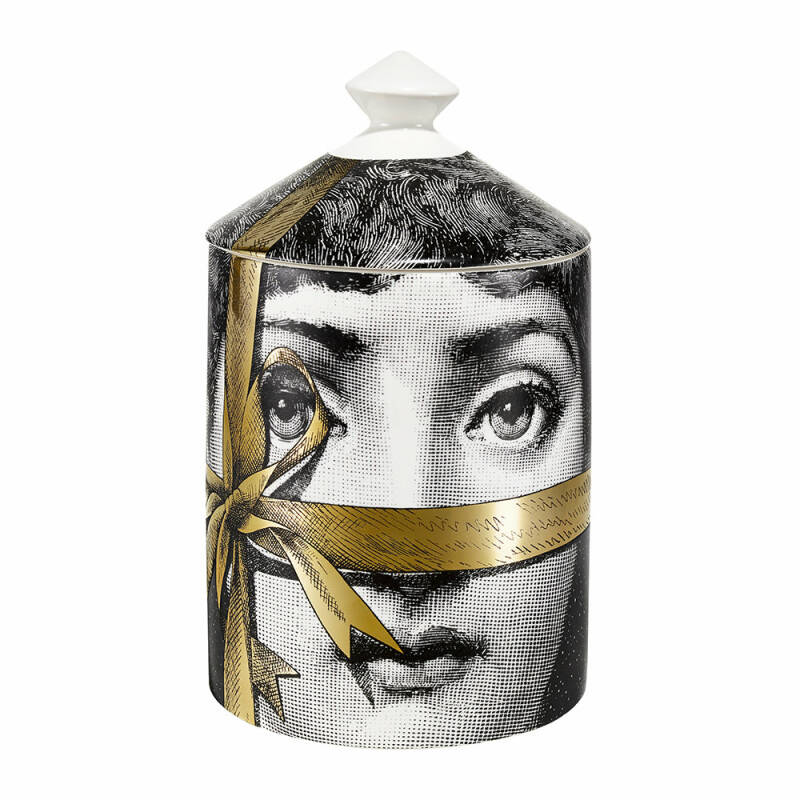 Fornasetti Scented Candle Regalo Gold - 300g