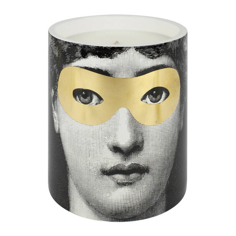 Fornasetti Scented Candle Golden Burlesque - 900g