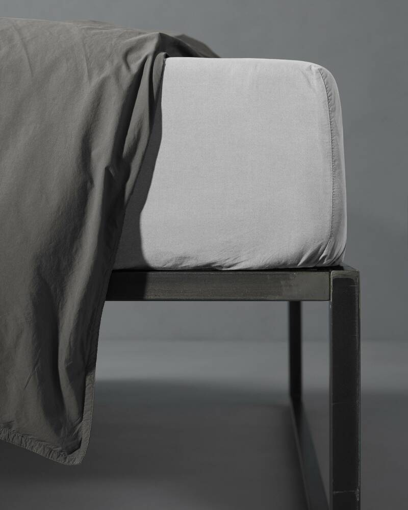 Society Fitted sheet Nite Ghiacco 180x200x30cm
