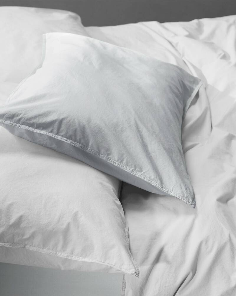 Society Pillow Cases Nite, color Ghiaccio (set of two)