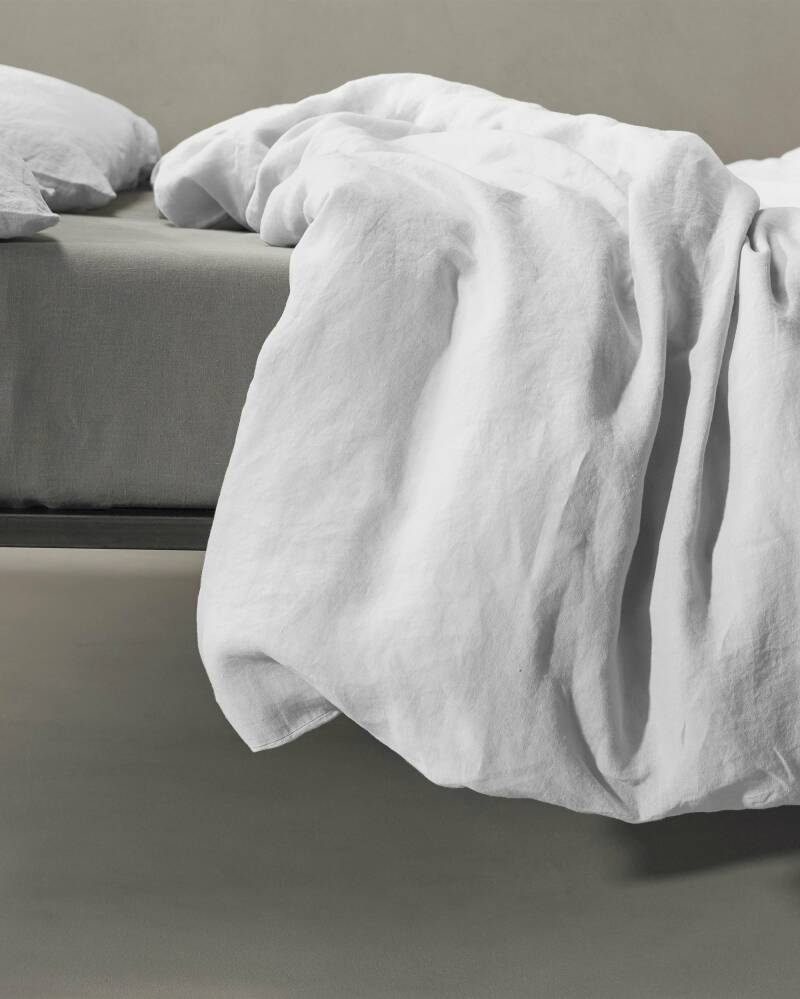 Society Duvet Cover Rem, color Bianco
