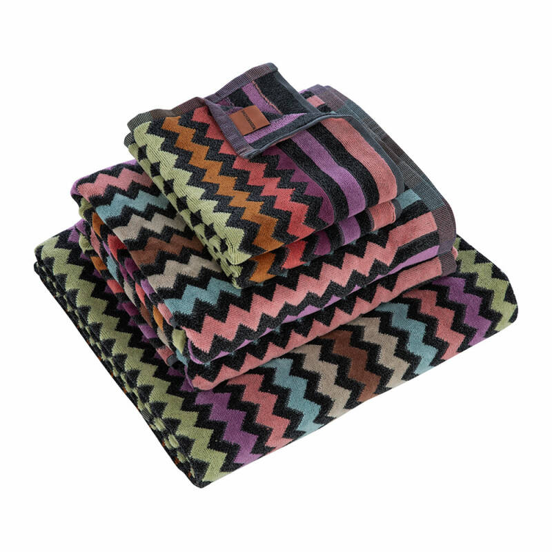 Missoni towel Warner, colour 159