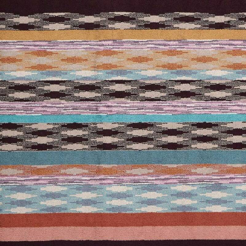 GLCE - Missoni bath mat Ywan, colour 159 60x90cm