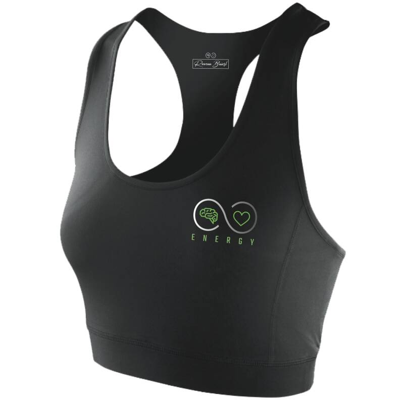 Just Be - Energy - Logo Sport BH