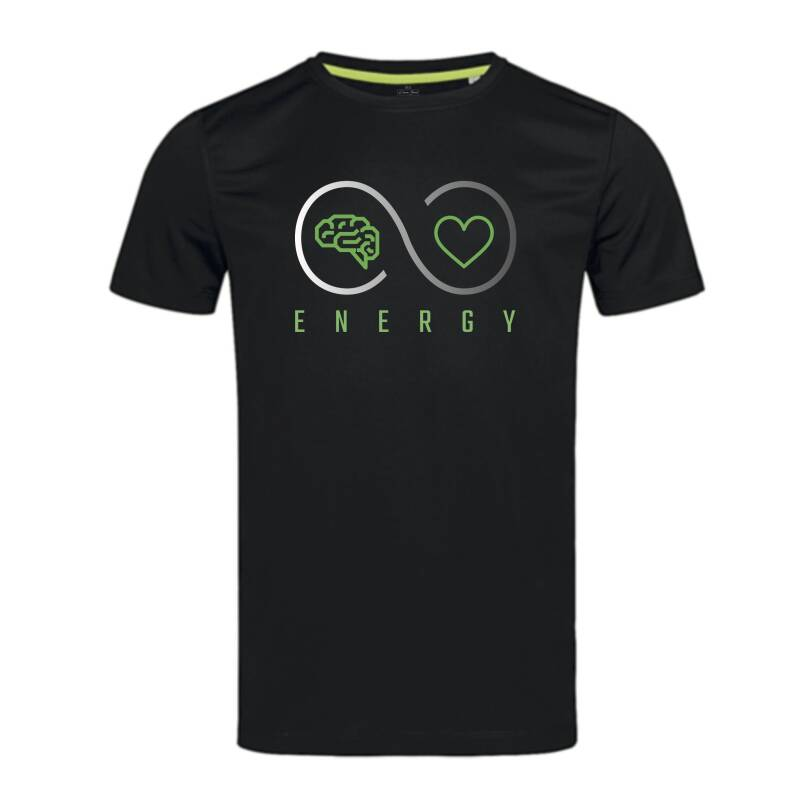 Just Be - Energy - Original Sport T-Shirt