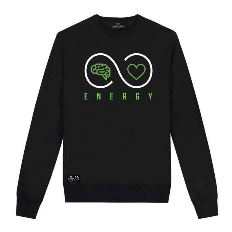 Just be - Energy - Original Sweater