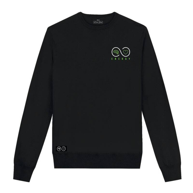 Just be - Energy - Logo Sweater