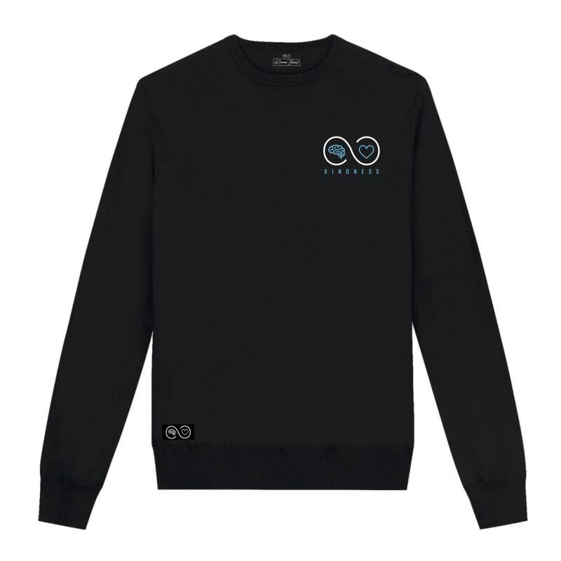 Just Be - Kindness - Logo Sweater