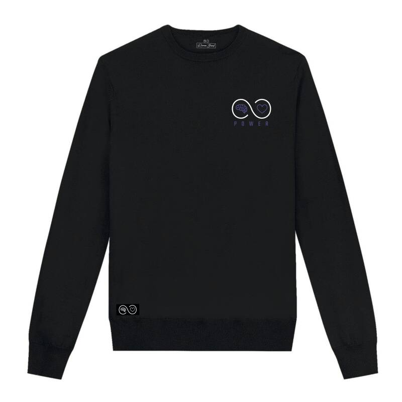 Just Be - Power - Logo Sweater