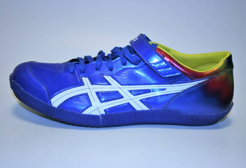 Asics High Jump Pro Flame - Linker afzet
