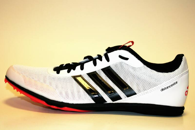 Adidas Distancestar wit (Allround)