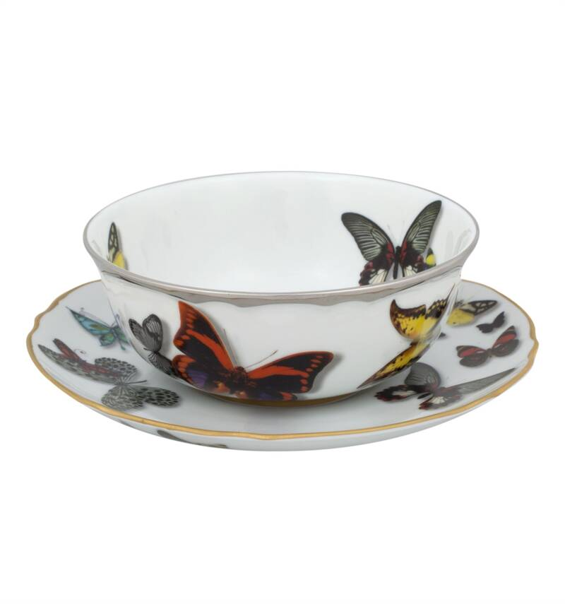 Consomme Cup & Saucer