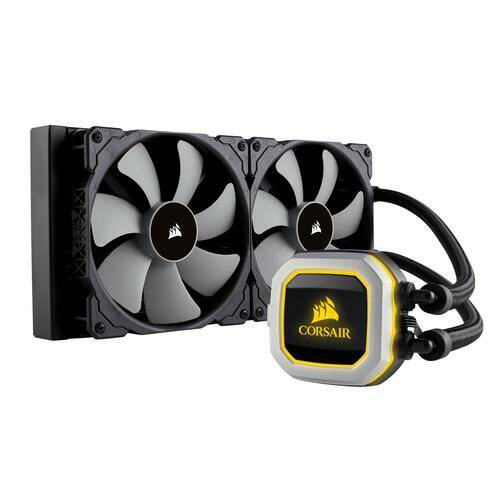Corsair H115i PRO water & freon koeler Processor - CPC