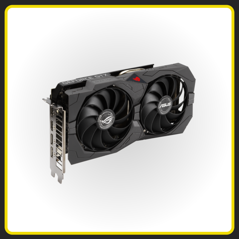 Asus ROG Strix GTX1650 Advanced - GPU