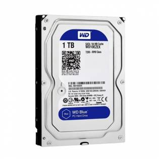 "Western Digital Blue 3.5"" 1 TB Sata III 7200 rpm - HDD"