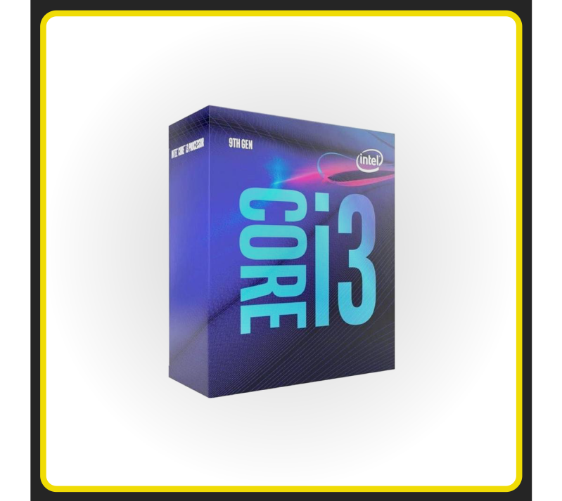 Intel Core i3-9300 - CPU