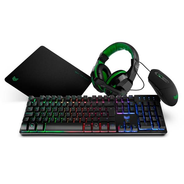 Gaming Pakket voor PC - December