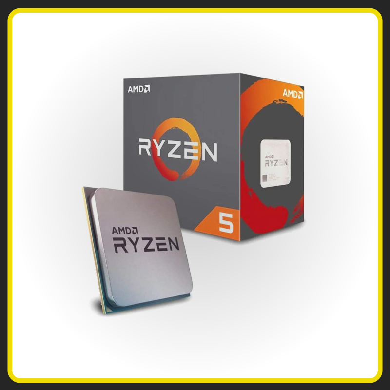 AMD Ryzen 5 2600 - CPU