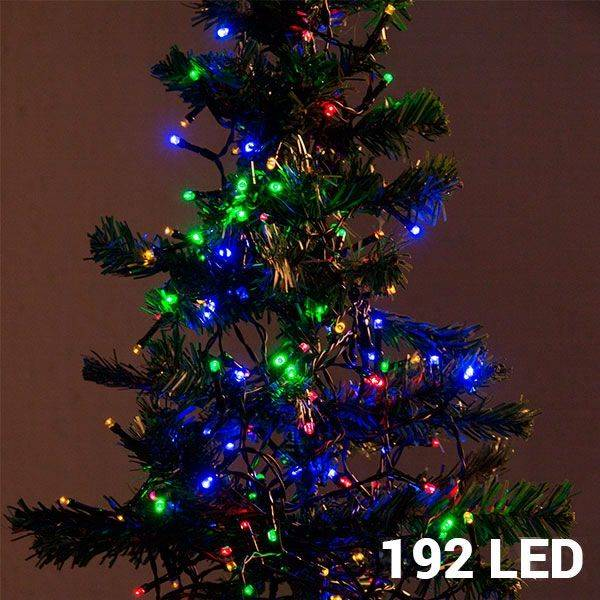 400 LED-Verlichting - Kerst